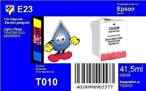 E23 - TiDis Ersatzpatrone - 5farbig- mit 41,5 Inhalt ersetzt T008401