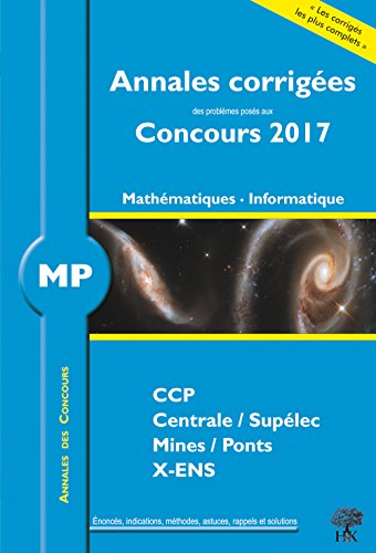 MP Mathmatiques Informatiques