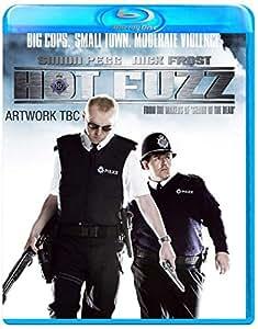 Hot Fuzz [Blu-ray] [2007] [Region Free]