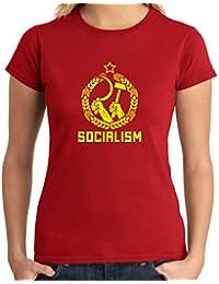 T-Shirtshock - Polo TCO0017 socialismo urss, Taille XL