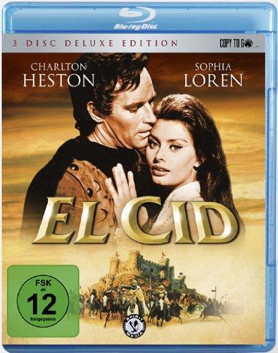 Bild von El Cid [Blu-ray] [Deluxe Edition]