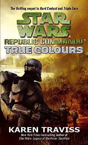 Star Wars Republic Commando: True Colours (Star Wars Republic Commando 3)