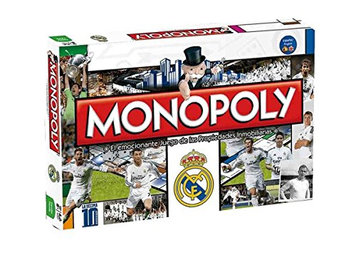 Eleven Force- Juego Monopoly Real Madrid CF