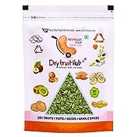 Dry Fruit Hub Pumpkin Seeds Raw Unshelled (800 Grams)