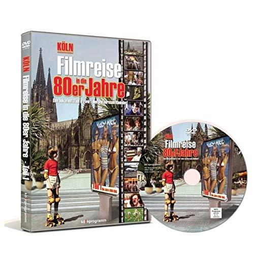 Preisvergleich Produktbild Köln: Filmreise in die 80er Jahre,  1 DVD