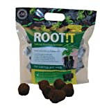 ROOT !T 02-090-210 Natural Rooting Sponges-Nachfüllpackung mit 50 Stück