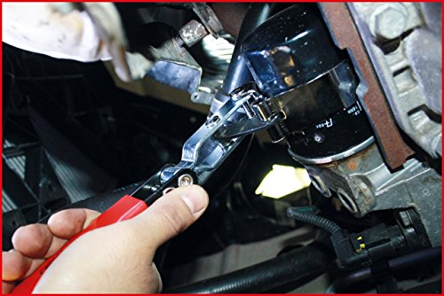 KS Tools 150.9377 Clé de filtre à huile orientable 60-73 mm pas cher