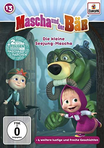 Mascha und der Bär 13. Die kleine Seejung-Mascha