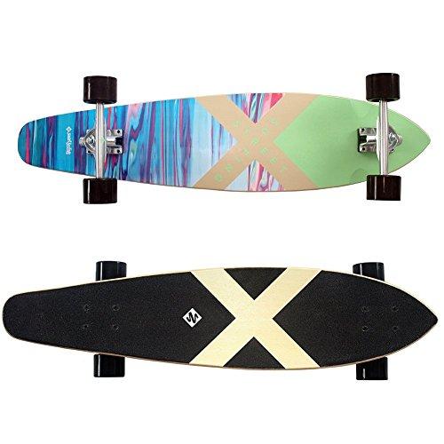 Streetsurfing Longboard Kicktail 36, 500238