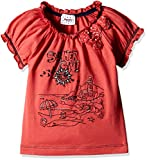 Donuts Baby Girls' T-Shirt (269781090 CORAL 12M HS)