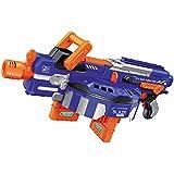 Toyshine Blaze Storm Motorized MEGA Soft Bullet Gun, 60 Soft Bullets Included