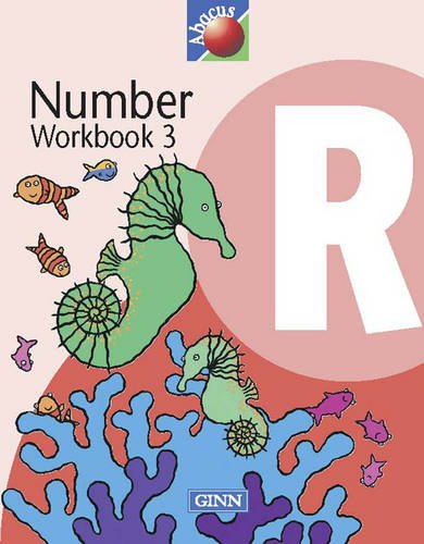 1999 Abacus Reception / P1: Workbook Number 3 (8 pack): Reception P1: Number Workbook No. 3 (NEW ABACUS (1999))
