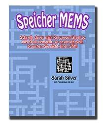 Speicher MEMS; Schnell, clever mini Kreuzworträtsel so viel Spaß gemacht, so anspruchsvoll, brauchen Sie nicht einen Stift! (German Edition)