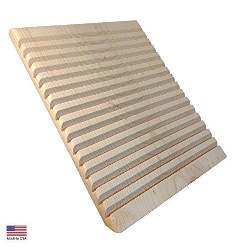 Quilting Lineal Rack-geneigt Schreibtisch Ständer und Wandhalterung Organizer-passt Lange Arm Quilt Schablonen-platzsparend Halterung für Lineal Aufbewahrung-Made in USA