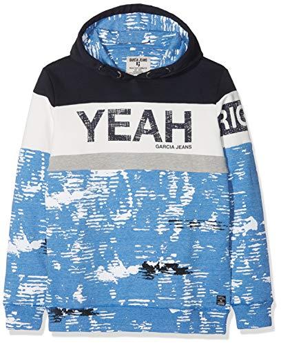 Garcia Kids Jungen Sweatshirt T83665 Mehrfarbig (Dark Moon 292) 176