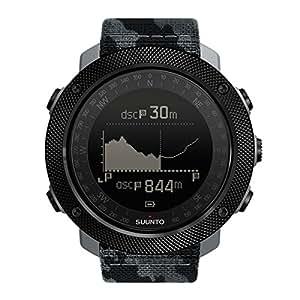 Suunto, Traverse Alpha, Orologio GPS per l'Outdoor, Unisex - Adulto, Concrete, Taglia Unica
