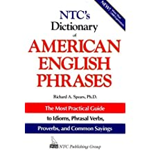 Ntc's Dictionary of American English Phrases by Richard A. Spears (1995-01-11)