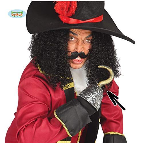 Guirca Fiestas GUI18427 - Captain Hook (Alle Hände An Deck Kostüm)
