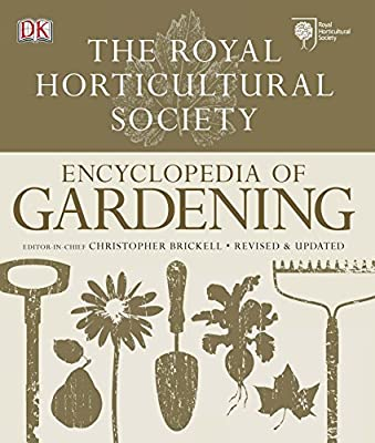 RHS Encyclopedia of Gardening from DK