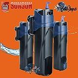 FILTRO UV PARA ACUARIO 500 L/H 5W FILTROS UV DE ACUARIOS PECERA AGUA CRISTALINA!
