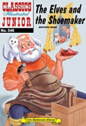 The Elves and the Shoemaker (with panel zoom) 			 - Classics Illustrated Junior