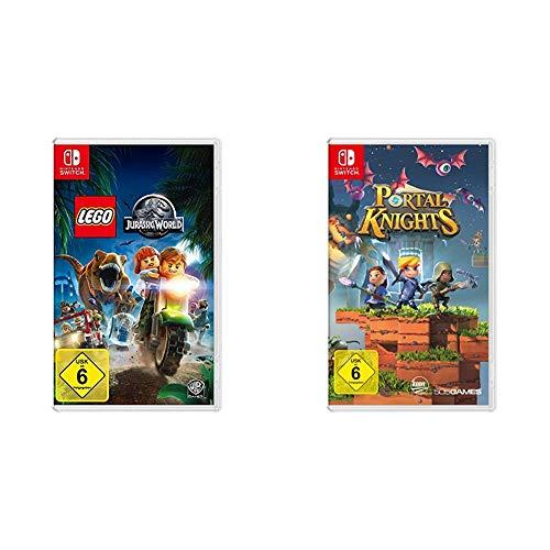 LEGO Jurassic World  - [Nintendo Switch] & Portal Knights - [Nintendo Switch]