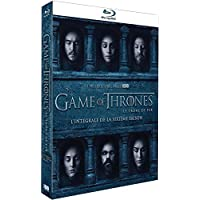 Game of Thrones (Le Trône de Fer) - Saison 6 - Blu-ray - HBO