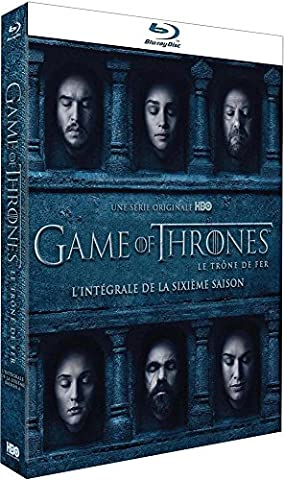 Game of Thrones - Saison 6 [Blu-ray] [Blu-ray]