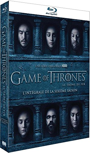 Game of Thrones (Le Trône de Fer) - Saison 6 - Blu-ray - HBO [Blu-ray]