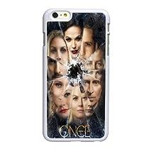 Once Upon A Time X7G53C8XL coque iPhone 6 6S plus le cas de 5,5 pouces de 6O708A blanc coque