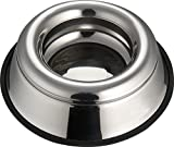 #10: Pets Empire Stainless Steel Spill Proof - Splash Free No Tip Anti Skid Dish 450 ml