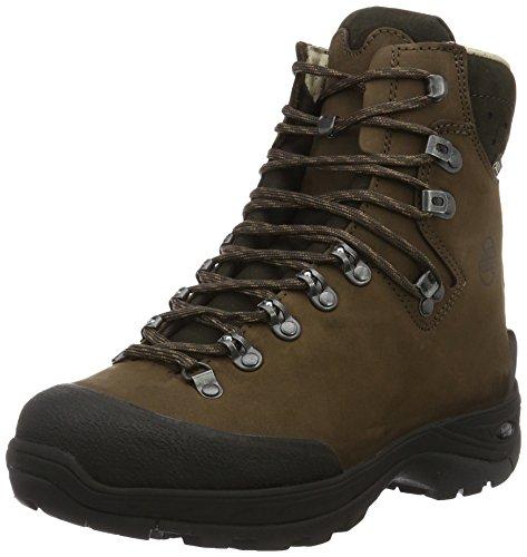 Hanwag Alaska Winter GTX, Herren Trekking- & Wanderstiefel, Braun (Erde 56), 41.5 EU (7.5 Herren UK) (Loft-wattierung)