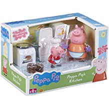 Tm Toys 06148 Peppa Pig Playset Cucina