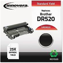 Innovera IVRDR520 25000páginas Negro - Tambor de impresora (Laser, Negro, DR520, Brother DCP-8060, 8065DN; HL-5240, 5250DN, 5250DNT, 5280DW; MFC-8460N, 8660DN, 8670DN, 8860DN, 8870D)