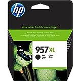 HP 957XL L0R40AE - Cartuccia originale ad alta capacità da 3.000 pagine per HP OfficeJet Pro serie 8200 e HP OfficeJet Pro se