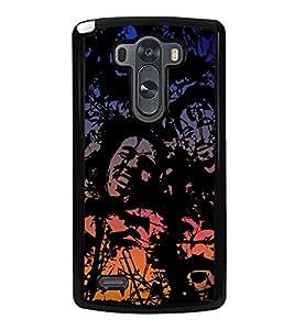 Faces Wallpaper 2D Hard Polycarbonate Designer Back Case Cover for LG G3 :: LG G3 Dual LTE :: LG G3 D855 D850 D851 D852