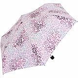Doppler Super Mini Taschenschirm Havanna UV-Protect Summertime (pink-lila)