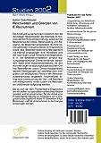 Image de Reichweiten und Grenzen von E-Recruitment. Eine kritische Analyse unter besonderer Berücksichtigung von eignungsdiagnostischen Online-Verfahren und d