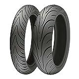 Michelin Reifen/Decke Pilot Road2 150/70ZR17 (69W) PILROAD2R Schwarz Motorrad