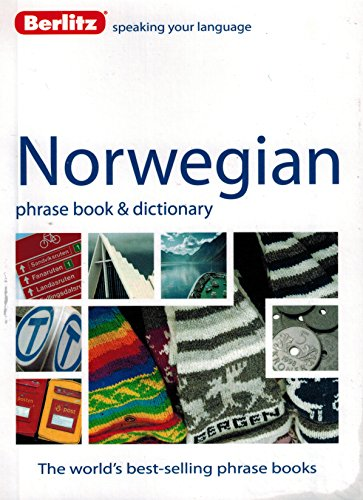 Berlitz Language: Norwegian Phrase Book & Dictionary (Berlitz Phrasebooks) por APA Publications Limited