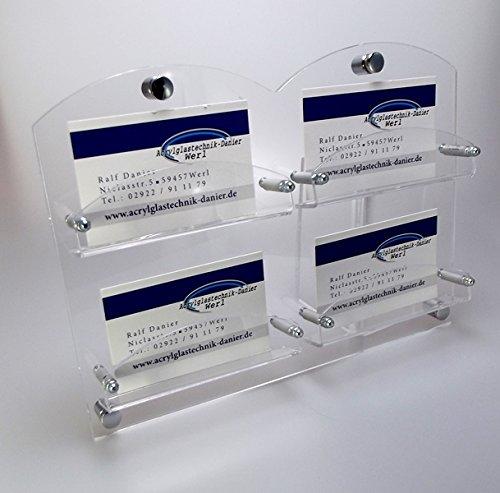 Visitenkartenhalter Aus Acrylglas Mehr Als 10 Angebote