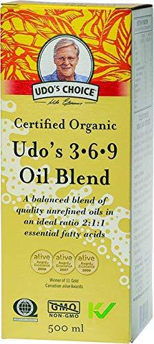 Udo's Choice Omega-3-Plus Bio 500ml (Omega-3-plus)