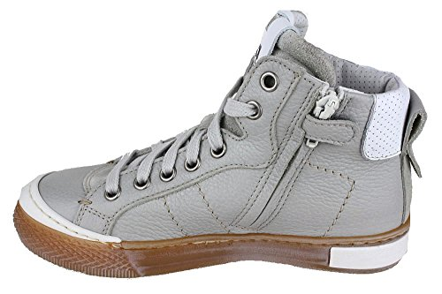 RAM GRIGIO Sneaker high Momino zus. Reißverschluss Grau