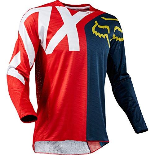 Fox Jersey 360 Preme, Navy/Red, Größe L (Fox Mountain-bikes)