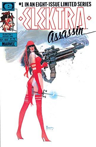 Elektra: Assassin (1986-1987) #1 (of 8) (English Edition)