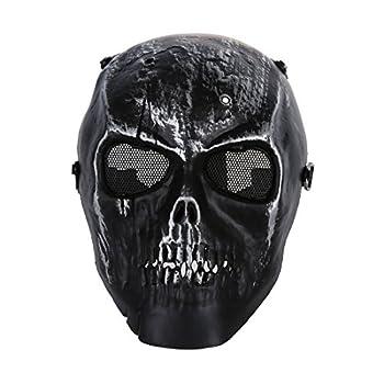 SODIAL R Mascara de Craneo...