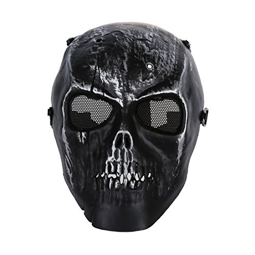 SODIALR Mascara Craneo Tacticas Militar Proteccion