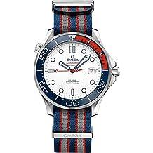 Omega Seamaster del Comandante Reloj, edición limitada 212.32.41.20.04.001