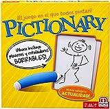 Mattel Games Pictionary, juego de mesa  (Mattel DKD51)