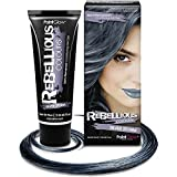Paintglow Rebellious Colours Semi Permanente Haarfarbe (Silver Storm)